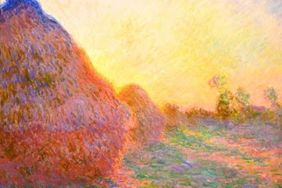 Monet's 'Meules' Painting sold for a Record $110.7 Million