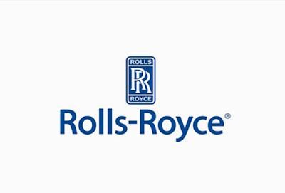 Rolls Royce Font Logo