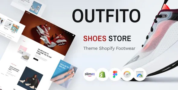 Best Shoes Store Theme Shopify Footwear