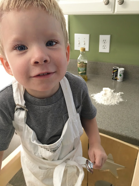 A Parent's Guide to Cooking with Kids