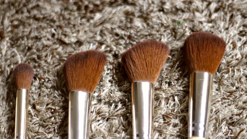 pinceis veganos de maquiagem