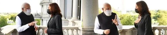 PM Modi Invites US Vice President Kamala Harris To India, Says Her Election A Historic Event