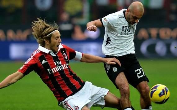 AC Milan Tundukkan Siena dengan Skor 2-1