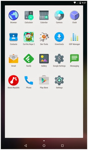 Tab android lollipop download