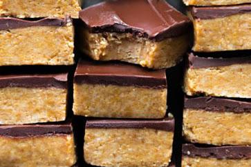 No-Bake Chocolate Peanut Butter Bars Recipes