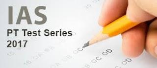 IAS PT 10 Test Series