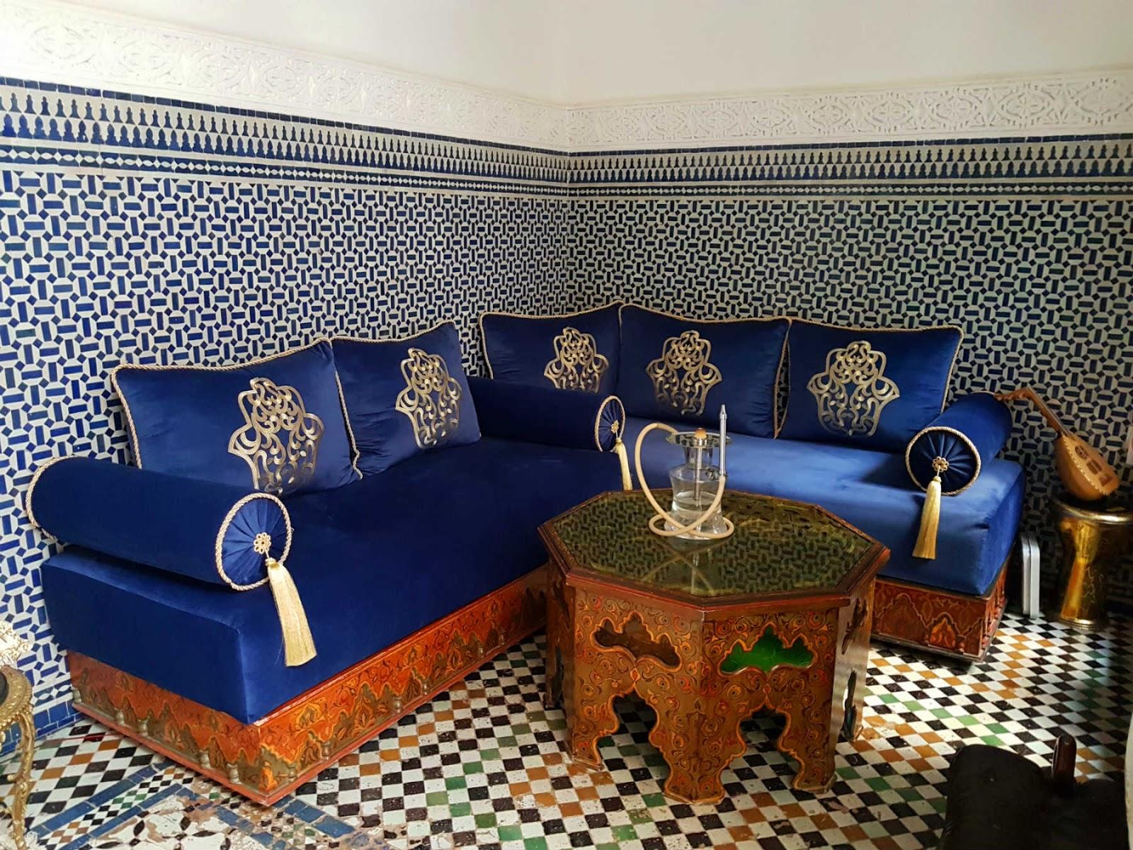 Riad Dar Skalli, Fez, Marrocos.