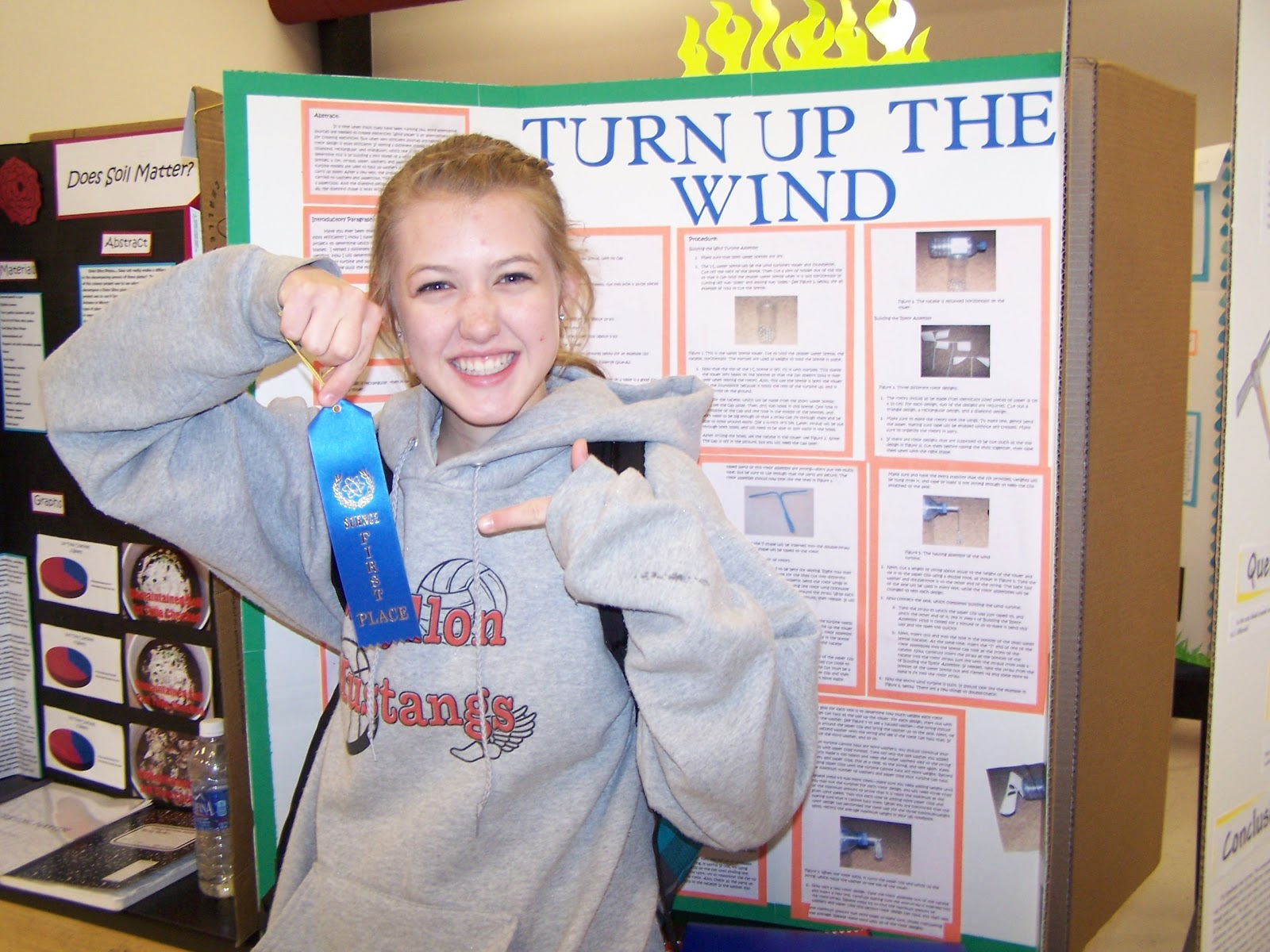 Unusual science fair projects for kids