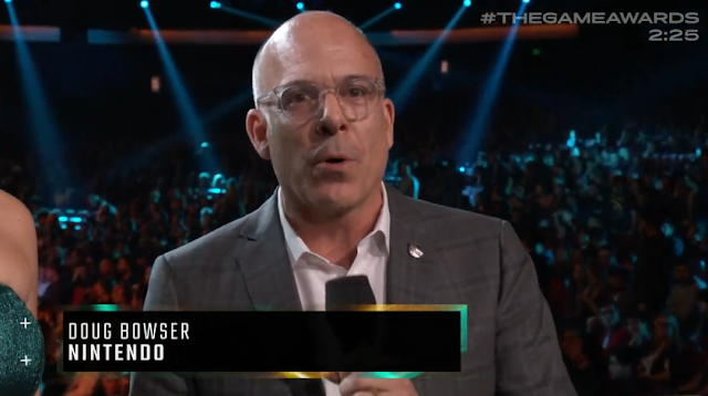 The Game Awards 2019 Doug Bowser Nintendo best fighting game Super Smash Bros. Ultimate