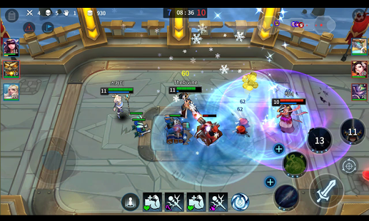 Top 10 Best MOBA Games 2019 | Android & iOS - Blog of Yalestrife