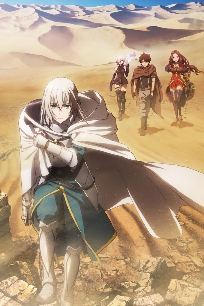 Fate/Grand Order Divine Realm of the Round Table: Camelot Wandering: Agateram