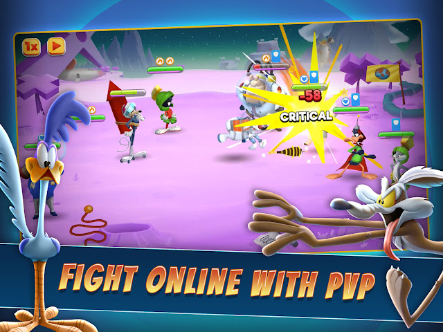 Looney Tunes World of Mayhem v14.0.0 MOD