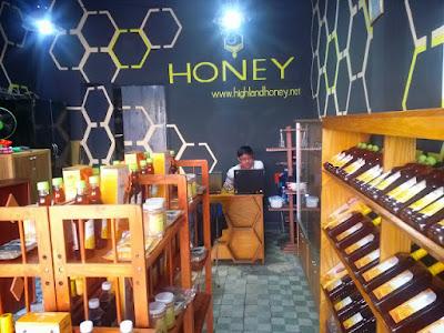 cửa hàng mật ong quận Bình Thạnh
