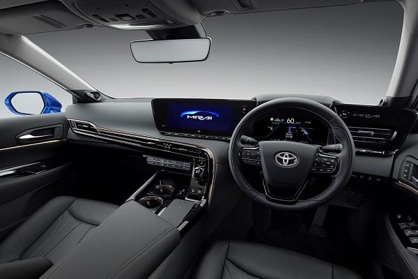Toyota Mirai Concept 2020 Interior