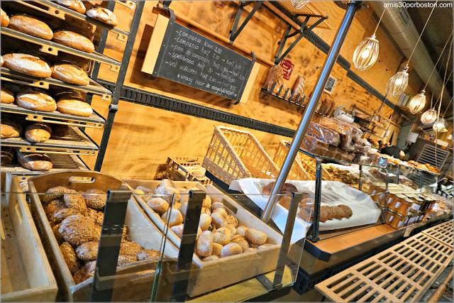 Panadería Cafetería Bakhuys Amsterdam