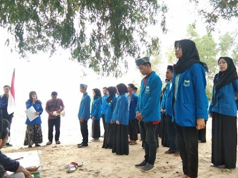 Alam Bahari Jadi Saksi Pelantikan Rayon Beriun EKIS dan Rayon SAF AS