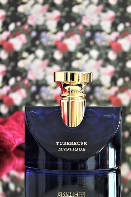 Tubéreuse Mystique Bulgari avis, bvlgari tubéreuse mystique, tubéreuse mystique, bvlgari splendida tubereuse mystique avis, tubereuse mystique parfum, parfum femme bvlgari, blog parfum, nouveau parfum