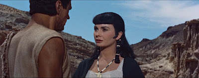Jean Simmons - Sinuhe el egipcio (1954)