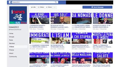 Salvini ha il Network di Disinformazione Più Grande d'Italia