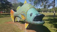 Wanguri BIG Fish   Techy Masero