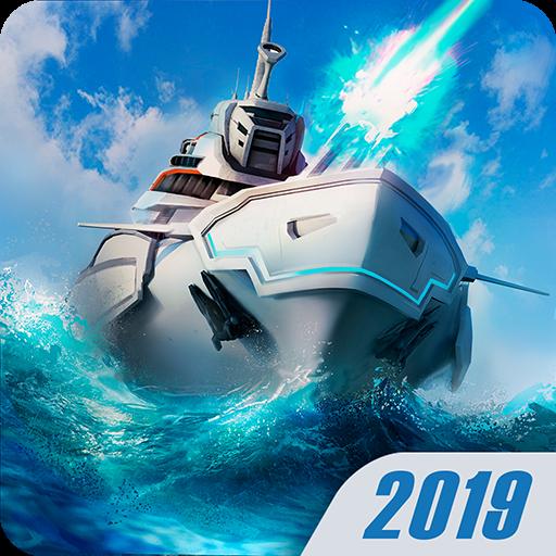 Pacific Warships - VER. 1.1.02 (God Mode - 1 Hit Kill) MOD APK