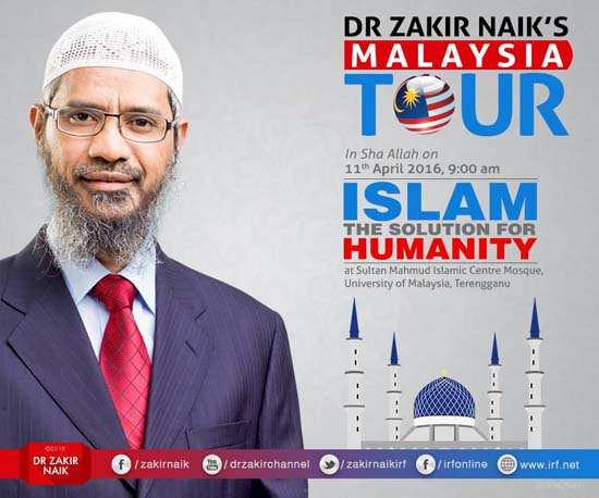 Islam The Solution for Humanity - Dr Zakir Naik