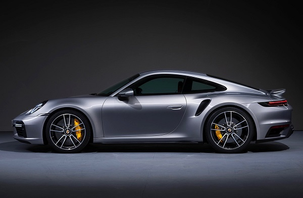 Porsche 911 Turbo S Coupé 2020