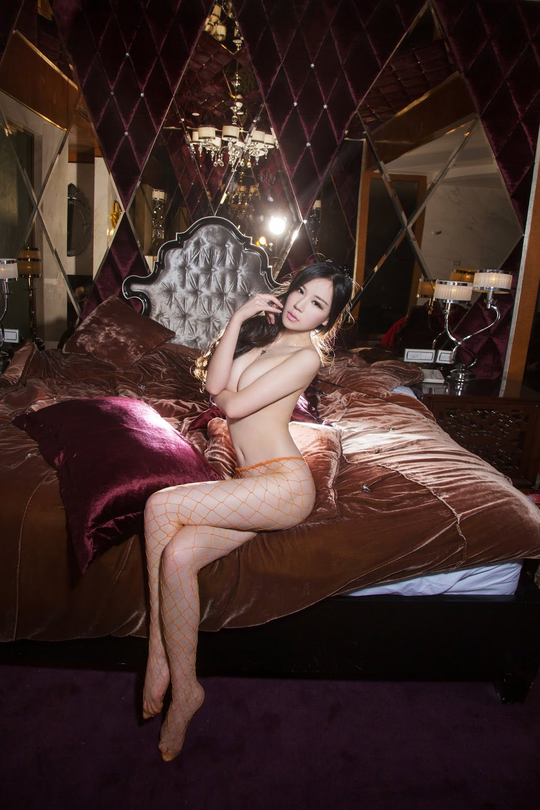 20 - Sexy Nude Model TUIGIRL NO.9