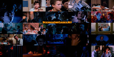 Chicos monsters (1989) Little Monsters - Ver capturas online