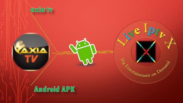 Axia tv APK