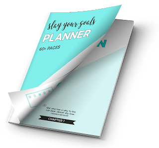 Printable Slay Your Goals Planner Review