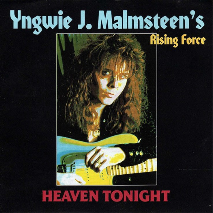 Heaven tonight. Yngwie Malmsteen
