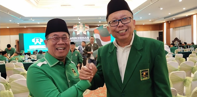 Hadiri Mukernas, Sudarto Ternyata Sudah Tak Menjabat Sekjen PPP Muktamar Jakarta