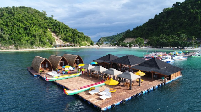 Explore Beaches in Lampung There are Similar to the Maldives