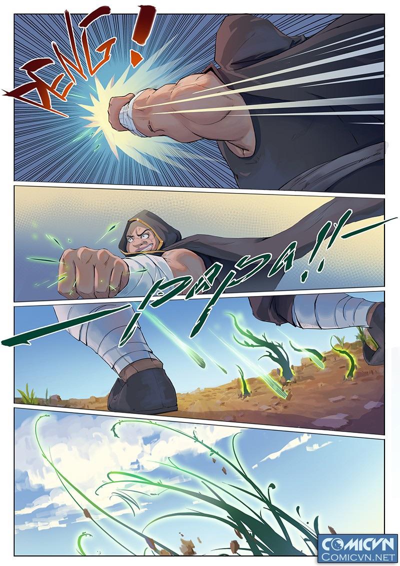 Yêu Túc Sơn Chap 13 Trang 12