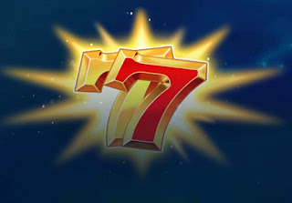 Golden Sevens Slot game logo
