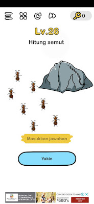 Kunci Jawaban Game Brain Out Level 1-123