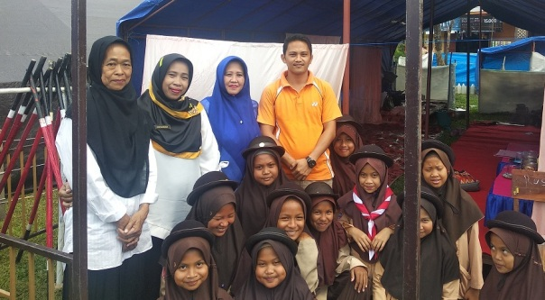 Meriah Perkemahan Hari Pramuka 2019, Di Kabupaten Sinjai