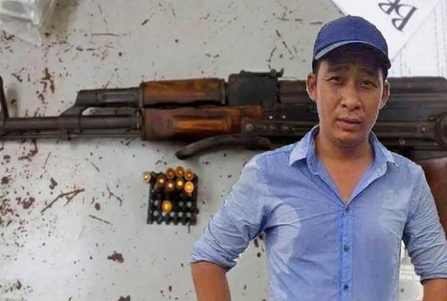 Truy nã bị can Trần Quốc Đạt bỏ trốn trong vụ Tuấn khỉ có cất giữ súng đạn