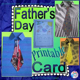 Father's Day Card - Renee Dawn