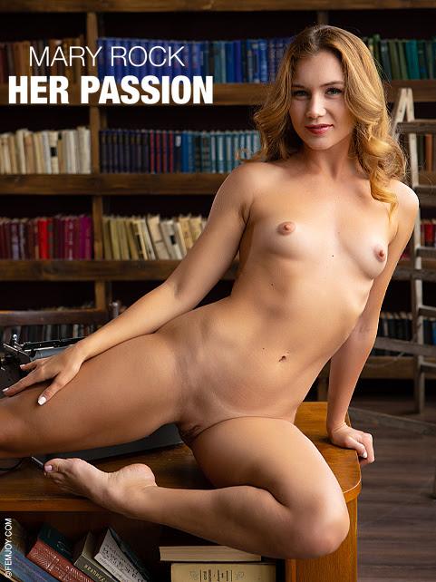 Mary Rock - Her Passion - Girlsdelta