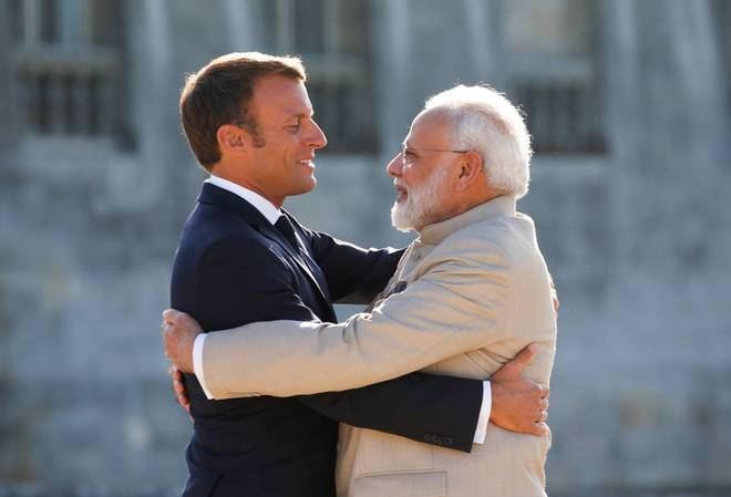 India and France: Enduring, reliable partners