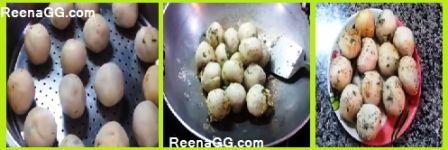 चावल का नमकीन पिट्ठा रेसिपी - Bengali Bhapa Pitha Recipe in Hindi