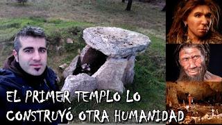 El primer templo de la historia fue construido por la otra humanidad