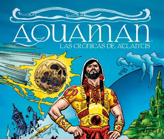 Aquaman: Las Crónicas de Atlantis, de Peter David y Esteban Maroto