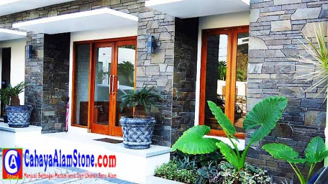 16 Model Jenis Batu Alam Paling Banyak Di Gunakan Untuk Dinding Maupun Lantai