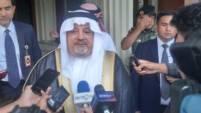 Dubes Arab Saudi Bantah Indonesia Tidak Dapat Kuota Haji, Kirim Surat ke Puan, Ini Isinya