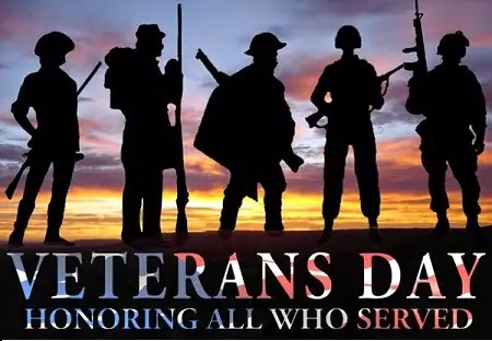 Quotes on Veterans Day, Veterans Day Quotes of Thank You