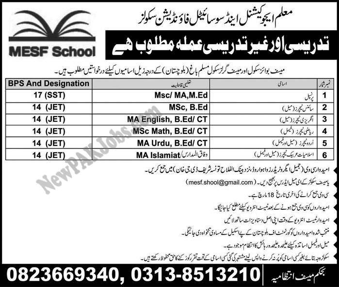 MESF_School