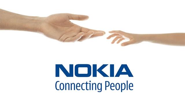 Stworzenie Adama - Nokia